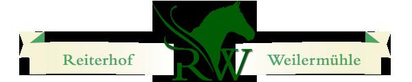 Reiterhof Weilermühle Logo